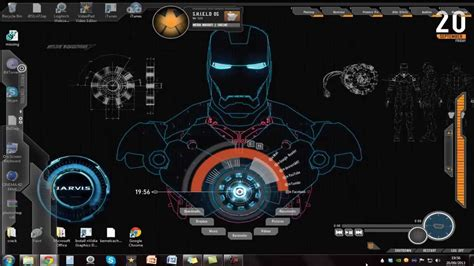 firefox iron man themes how to install the jarvis iron man theme on windows 7