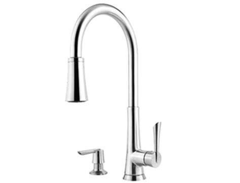 price pfister sedgwick single handle pull down kitchen price pfister gt529 mdc mystique single handle pull down