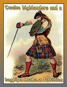 scottish highlander warrior pictures to pin on pinterest scottish jacobites and warriors on pinterest celtic