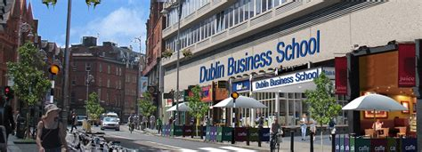 Of Dublin Mba by Dublin Business School Study Experience