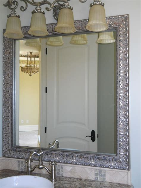 How To Frame An Existing Bathroom Mirror by 11 Best Frames For Existing Mirrors Images On