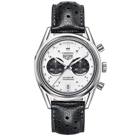 Tag Heuer Silver Wb tag heuer heritage 39mm silver black s