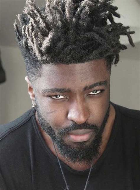Cool Hairstyles For Black Guys by Cool Modern Haircuts For Black Guys Mens Hairstyles 2018
