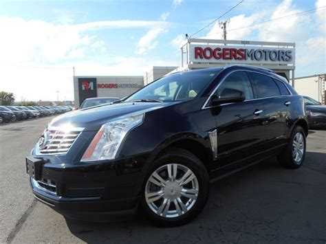 how make cars 2004 cadillac srx lane departure warning 2014 cadillac srx 4 navi panoramic roof oakville ontario used car for sale 2563015