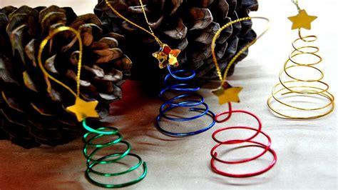 navidad adornos en sears 2016 diy adorno arbolito de alambre navidad brotes de