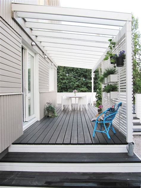 25 best ideas about white deck on deck colors gray deck and composite decking