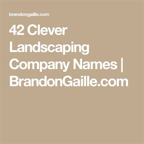 17 best ideas about landscape companies on