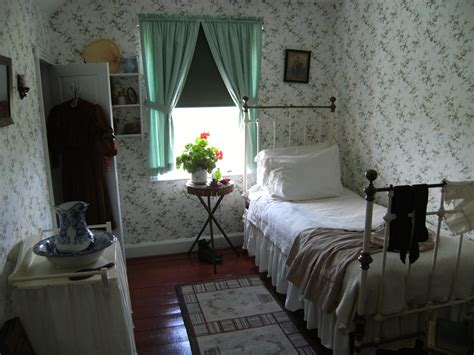 anne of green gables bedroom literary pilgrimage 171 rebecca rosenblum rose coloured