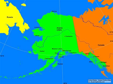 anchorage usa map map of canada with us by the alaska map usa states map