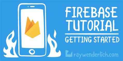 firebase unity tutorial firebase tutorial getting started