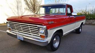 1967 Ford Truck All American Classic Cars 1967 Ford F100 Truck