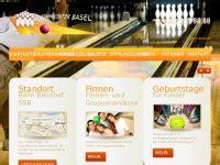 Töff Center Basel öffnungszeiten by Bowling Basel Ch Erfahrungen Und Bewertungen