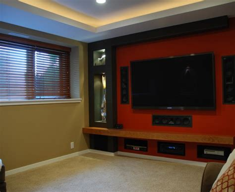 Cool Bedroom Lighting Ideas inspired massaging chairin home theater contemporary with