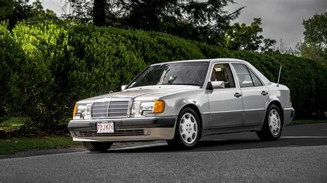 happy 25th birthday mercedes 500e autoweek