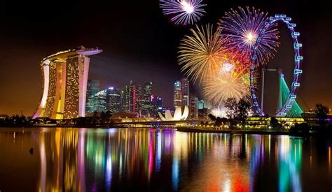 happy new year in singapore new year s fireworks in hd singapore new years