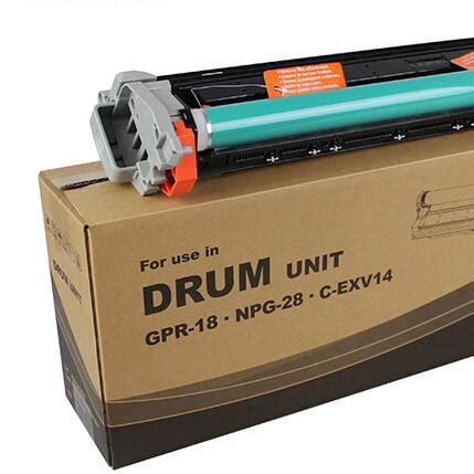 Toner Npg 28 compatible canon gpr 18 npg 28 c exv14 image drum unit for