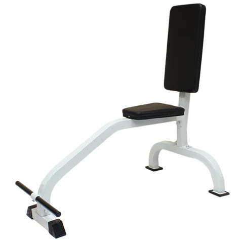 shoulder press bench heavy duty upright fixed weight bench for shoulder press
