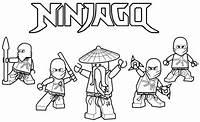 Ninjago Coloring Pages  Koloringpages