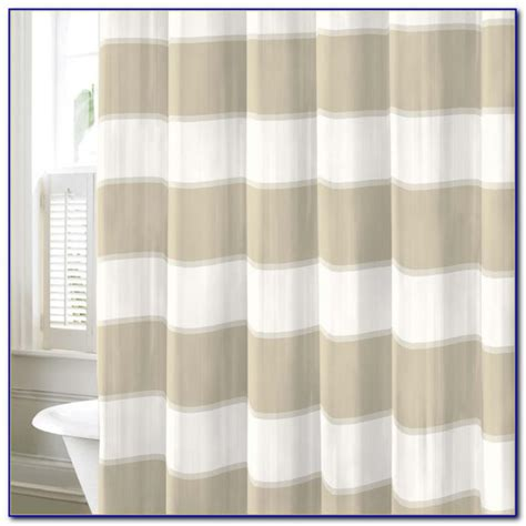 blue and white striped shower curtain target striped shower curtain uk curtain home design ideas