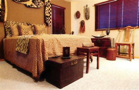 african bedroom feel closer to nature with these simple african interior
