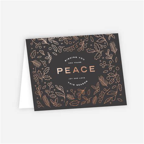 accent foil foil peace accents paper culture