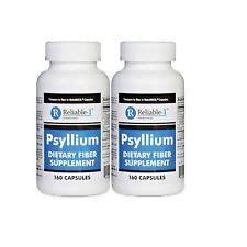 Kirkland Fiber Capsule 100 Psyllium Husk Fiber Obat Kolestrol metamucil capsules health ebay