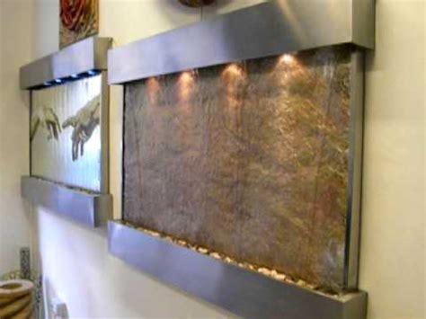 muri d acqua per interni fontana muro d acqua oro rame argento
