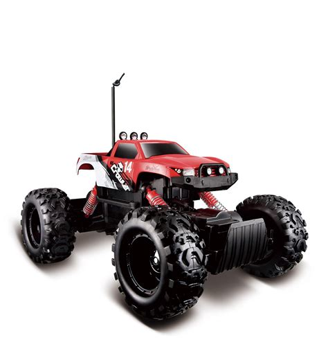 of remote trucks maisto remote rc rock crawler 4x4