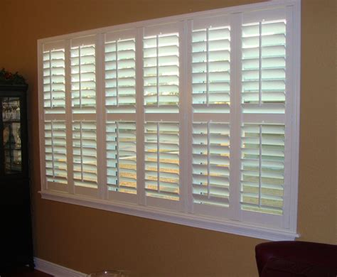 cost of plantation shutters norman plantation shutters order any custom size by sqft cost you design ebay