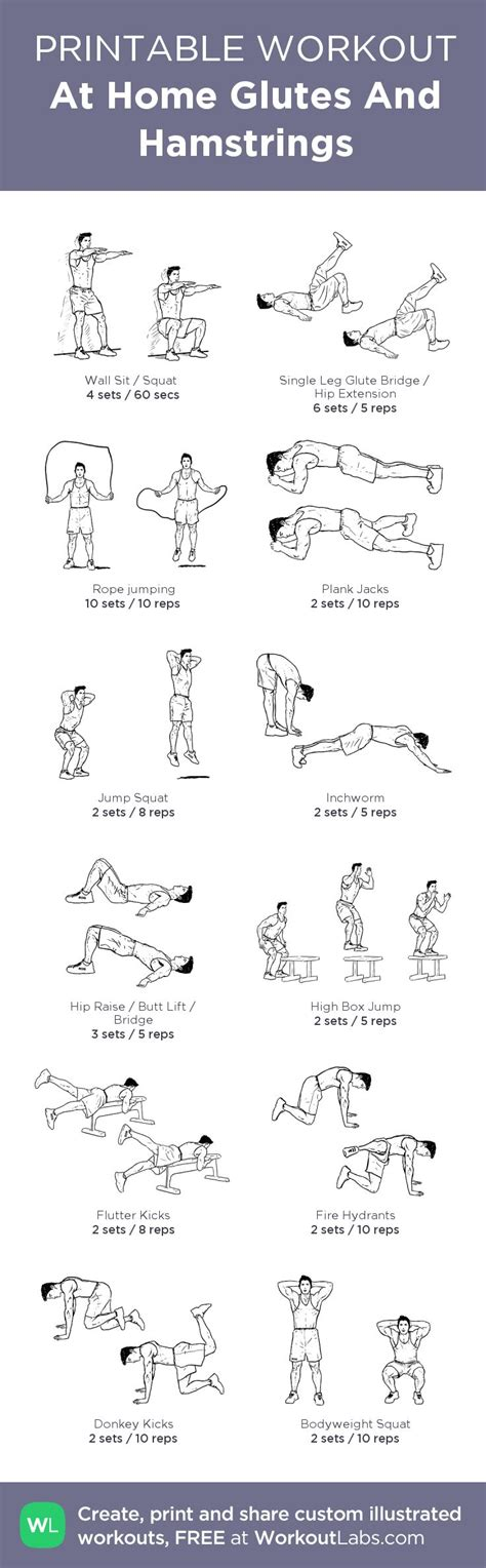 best 25 exercises for hamstrings ideas on