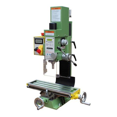 Small Home Milling Machine Warco Wm 12 Milling Machine Small Hobby Bench Mini Mill