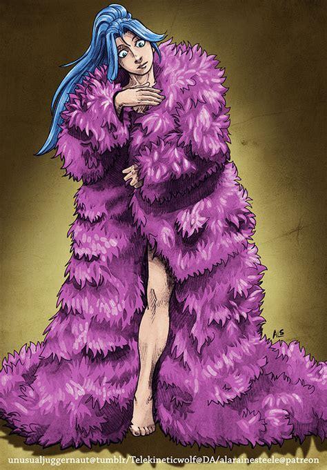 Coat Vivi vivi in doflamingo s coat by unusualjuggernaut on deviantart