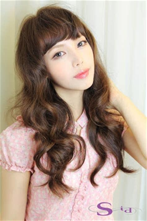 best kpop permed hairstyle sally sayz korean hair inspiration lovely perm