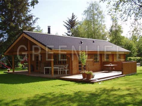 chalet ossature bois en kit maison bois tosca 128 maison bois greenlife