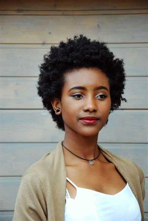 afro hairstyles pinterest 15 pretty hairstyles for short natural hair short