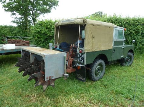 ranch land rover kelsall steam and vintage rally land rover centre land