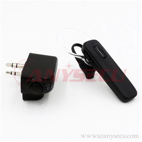 walkie talkie bluetooth apk anysecu 2015 new mini walkie talkie bluetooth headset ac b09 for tyt md 380 baofeng uv 5r walkie