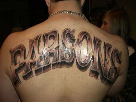 last name tattoo ideas last name ideas cool tattoos designs last name