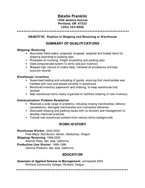 sample resume cover letter format word writing examples stock photos
