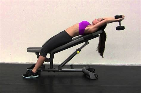 flat bench pullover top 10 chest exercises to get ripped for next summer