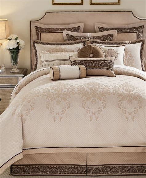 macys bedding sets waterford aileen collection bedding collections bed