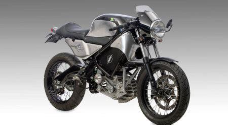 Motorrad Umbau Elektrisch by Elektrischer Caf 233 Racer H Ker Pr 228 Sentiert Electric Racer