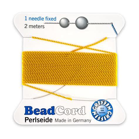 griffin bead cord bead cord griffin bead cord 6 colored