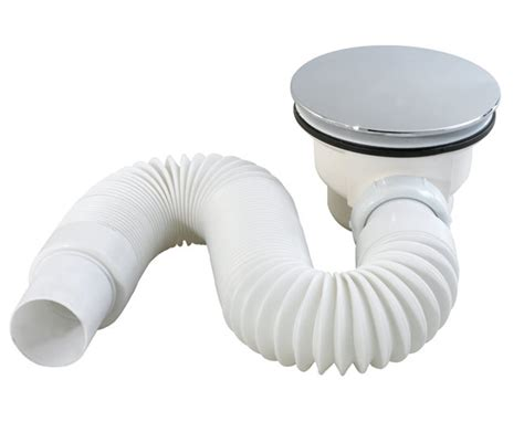 Setting A Shower Drain by 80 Mm 80mm Fast Flow Waste Trap Drain Flexi Hose Shower