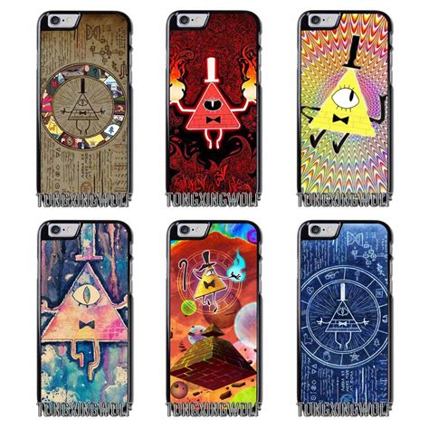 Gravity Falls Iphone 7 Plus Wallpaper by Gravity Falls Bill Cipher Characters Cover For Iphone