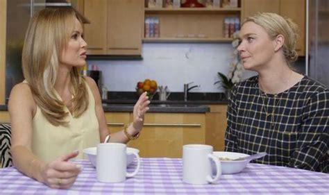 Amanda Talks Motherhood by Amanda Holden Meets Jodie Kidd And Talks Top Gear And