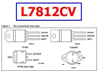 transistor l7812cv transistor l7812cv 28 images l7812cv datasheet l7812cv datasheet pdf 1 76 mb