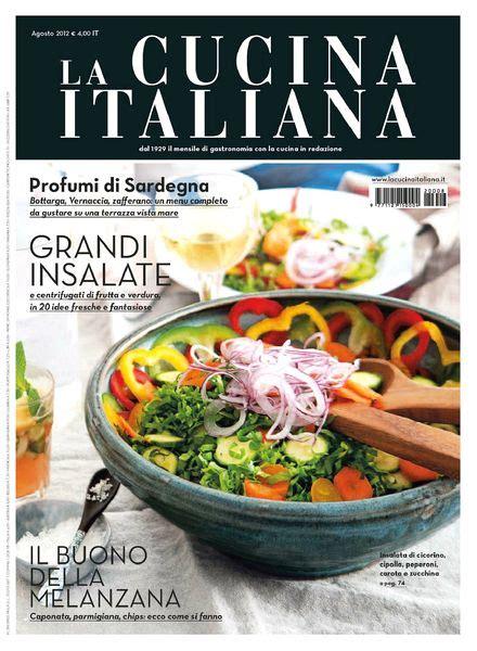 pdf cucina italiana la cucina italiana august 2012 pdf magazine