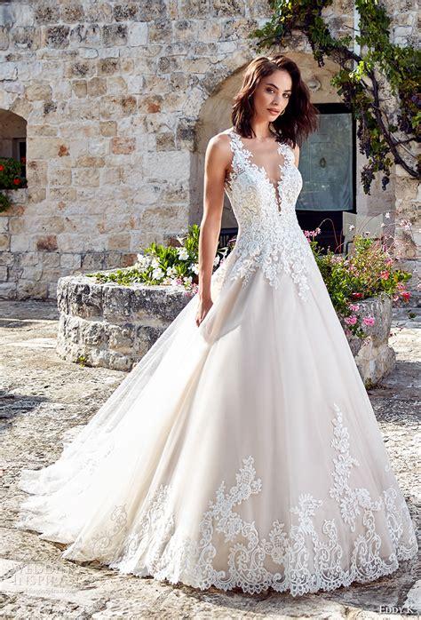 Wedding Dress 2018 by Eddy K Dreams 2018 Wedding Dresses Wedding Inspirasi