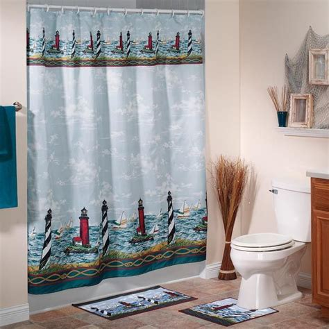 lighthouse for bathroom 17 ideas about lighthouse bathroom on pinterest nautical theme bathroom lighthouse